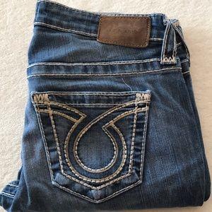 Big Star Skinny Jeans size 27